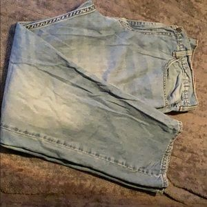 Light color. Levi's 505. 38x30. Barely worn